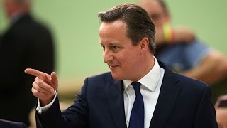 U.K.'s Cameron Tours EU in Search of Treaty Change