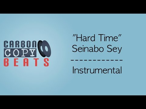 Hard Time - Instrumental / Karaoke (In The Style Of Seinabo Sey)