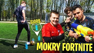 MOKRY FORTNITE NA ORLIKU! (ft. JCOB, KOZA, KRZYWY) / DEV