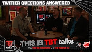 TBT Talks - Twitter Questions Answered