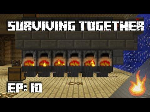 SUPER SMELTING | Surviving Together | [Episode 10] Season One