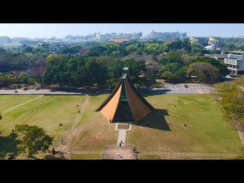 Tunghai University- Fly to Luce Chapel (1080p HD, DJI Spark)