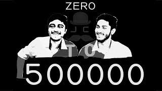 Zero - 500,000+   - Jump Cuts so far