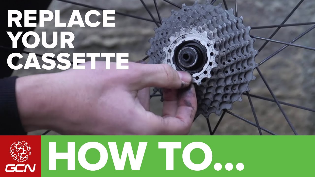 Watch How to Change a Rear Cassette video