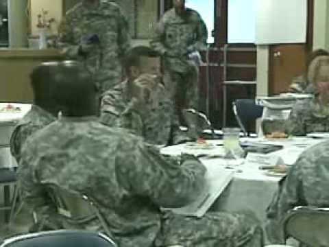FRG educates USAG Daegu leaders - US Army Korea - IMCOM - Family Readiness Group - AFN-K