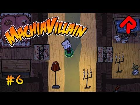 The Doors of Perception! | Let's play MachiaVillain gameplay ep 6 (alpha 7)