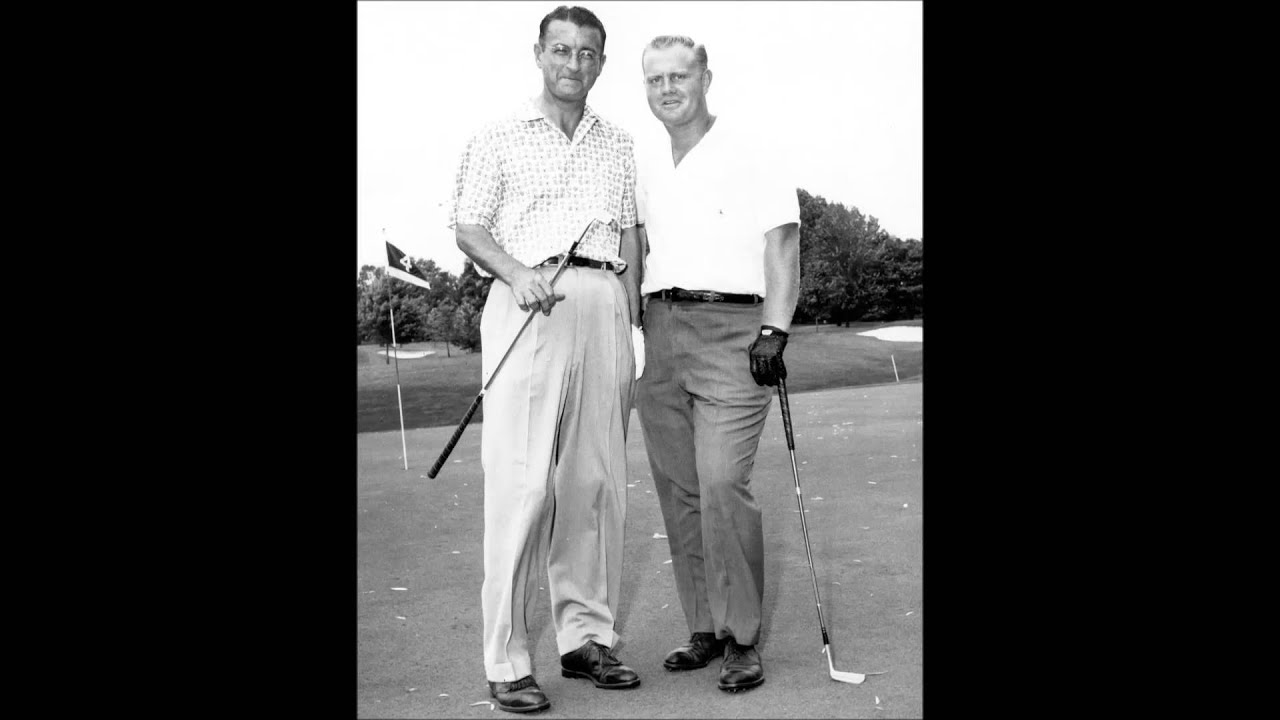 Jack Nicklaus on Jack Grout 'Teach me to be responsible for my own ...