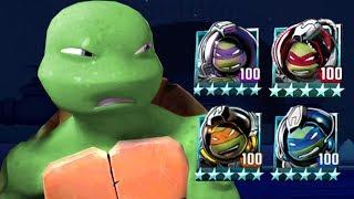 Ninja Turtles Legends PVP HD Episode - 195