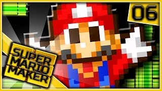 Super Mario Maker Online - Das Röhren-Labyrinth! | Part 6