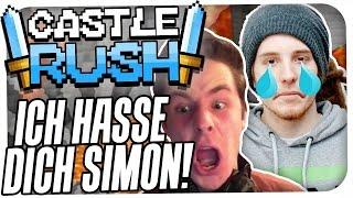 ICH HASSE DICH SIMON | CASTLE RUSH VS UNGE |  TdW #05 |