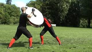 Sword & Shield Fighting (Roland - Hammaborg) - Part I