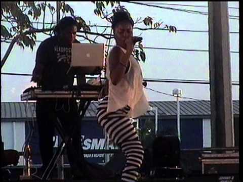 Trinidad & Tobago Republic Day 2013 Concert.(Blaxxs)#1