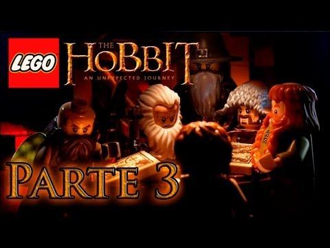 """lego-el-hobbit-guía---modo-historia---parte-3-""""una-tertulía-ínesperada"""""""