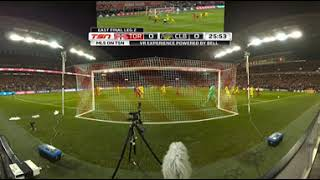 Bell VR Experience: Vazquez Penalty Shot - No Goal