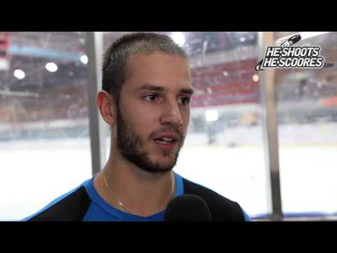 Intervista a Jason Fuchs - HC Ambrì Piotta, 31.08.2016