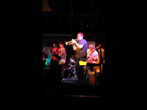 Jazz Jam at Takoma Station, 3/10/2015
