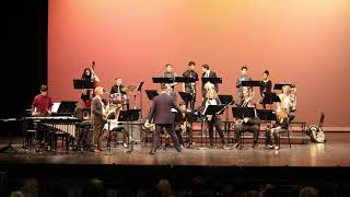 There Will Probably Never Be Another You - ACHS Jazz 1 with Danny House