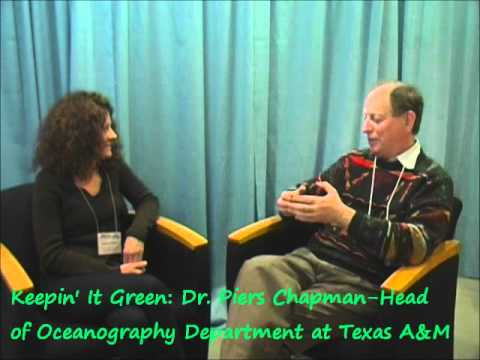Keepin' It Green: Hypoxia Research in the Gulf of Mexico and Beyond