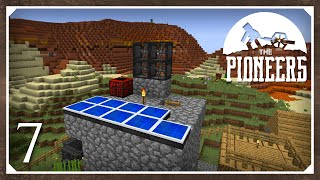 Minecraft Mods: The Pioneers 1.8.9 Modpack | Extra Utilities 2 Grid Power | E7 (Modded SSP)