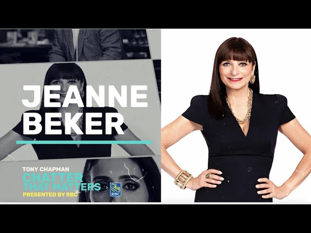 I chat with Fashion Forward Jeanne Beker
