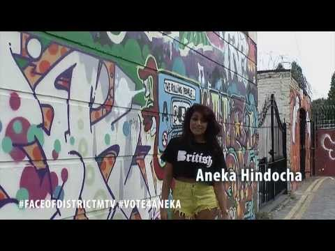 Face of District MTV - Aneka