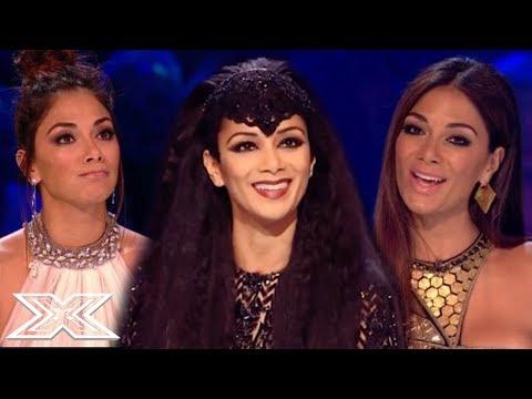 The Best Of Nicole Scherzinger   X Factor Global