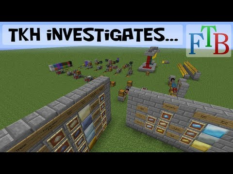 FTB 1.5.2 - Thermal Expansion Guide/Tutorial