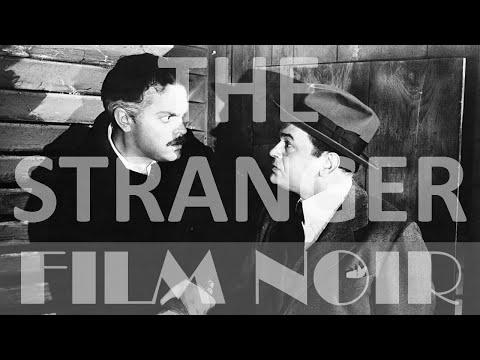 The Stranger (1946) [English subs, Full movie, Film Noir]