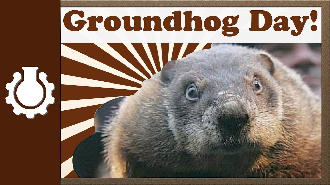 small resolution of Groundhog Day Explained - YouTube
