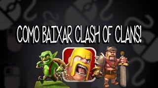 Como baixar e instalar Clash of Clans no Pc