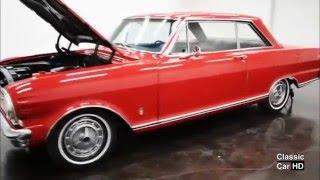 1965 Chevrolet Nova SS - Classic Car HD