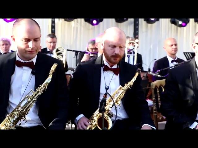 Plein Jazz Big Band Anne Carleton & Frédéric Rottier