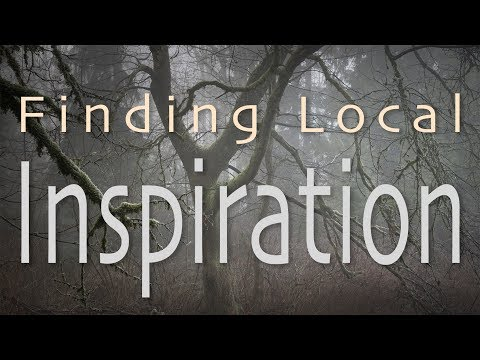 FINDING LANDSCAPE PHOTOGRAPHY INSPIRATION LOCALLY