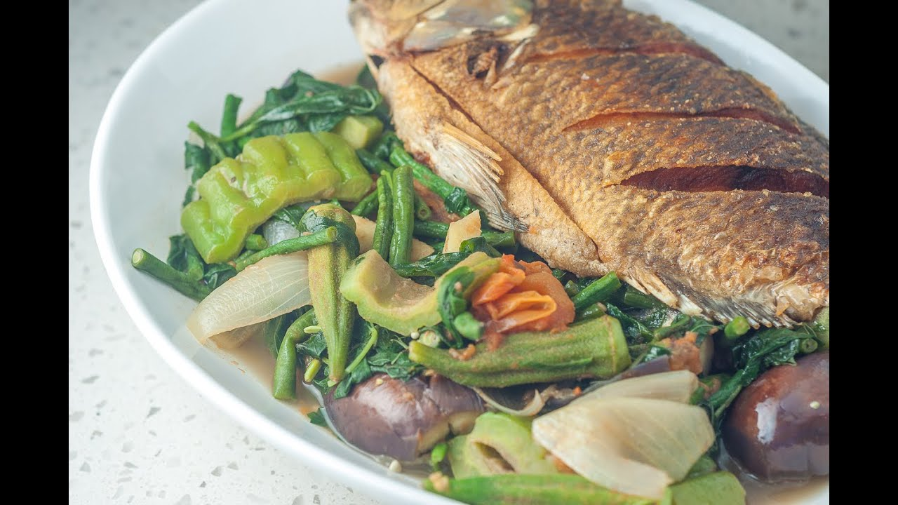 how to cook tilapia filipino style