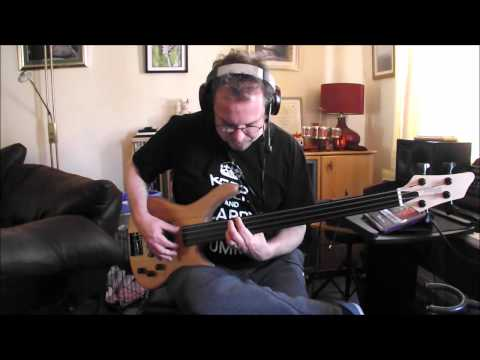Stagg BC 300 FL Fretless Bass, Review and Demo, Best Budget Bass