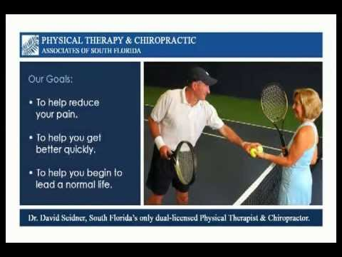 Physical Therapy Coral Springs| Dr. David Seidner 954-755-1911