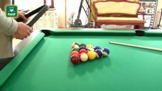 видео Бильярдный стол для дачи