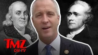 Rep. Sean Patrick Maloney Says Outing Dead Presidents 'Completely Fair' | TMZ TV