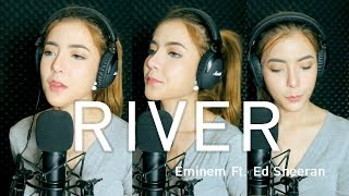 RIVER - Eminem Ft. Ed Sheeran I COVER By Nutty Nathamon
