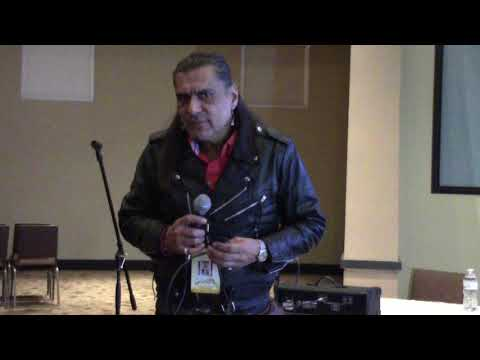Indigenous Comic Con 2017  Isleta Resort & Casino   Jonathan Joss