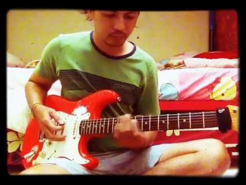 JPCC Worship Lebih dalam ku menyembah guitar Cover by : Epeng83_