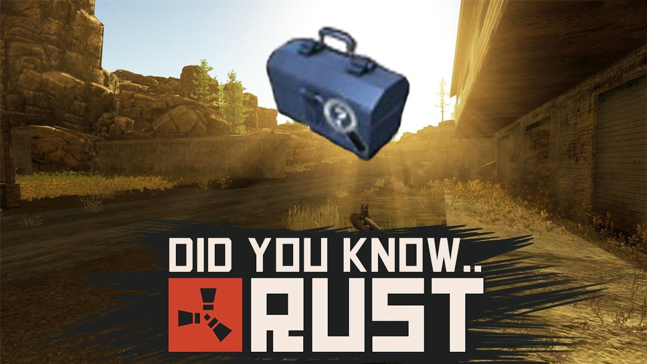Rust | Crafting Research kits! - YouTube