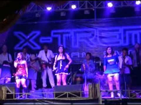 DANGDUT XTREME LIVE indramayu MEDLEY acak (pengobat rindu ,lima menit lagi, bukan cerita dusta)