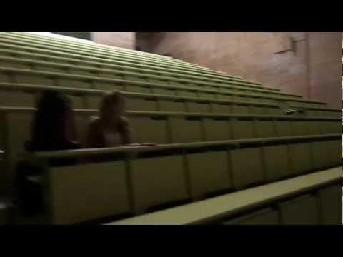 Sala de aula da Universidade de Santiago de Compostela, Veterinária, Lugo