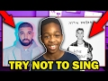 EXTREME!! TRY NOT TO SING ALONG CHALLENGE!! *Almost Perfected*