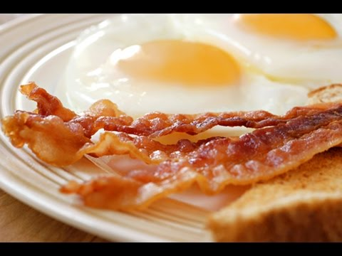 Breakfast Technology - History Of American Bacon And Egg - H