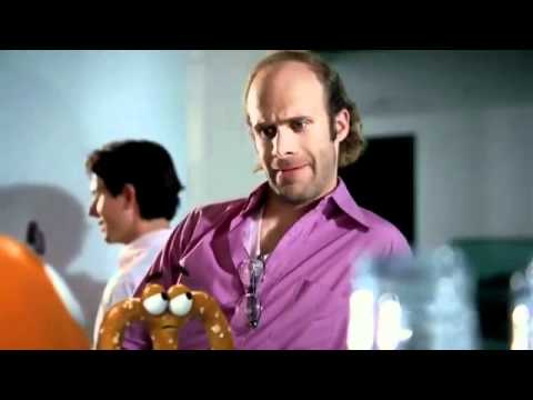 M&M's Hungry Eyes Commercial