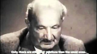 Heidegger On Language and Poetry (English Subtitles) Thumbnail