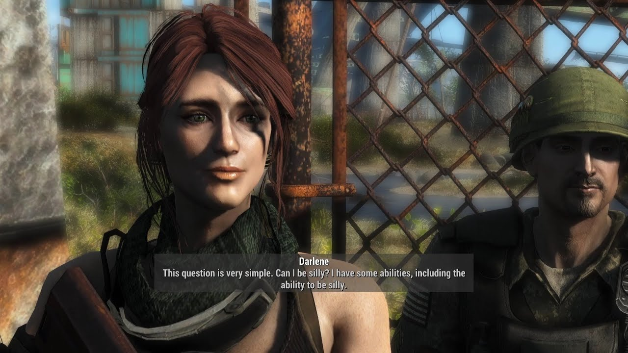 Fallout 4 Mods PC - Cap & Friends & Darlene & Darlene & Darlene
