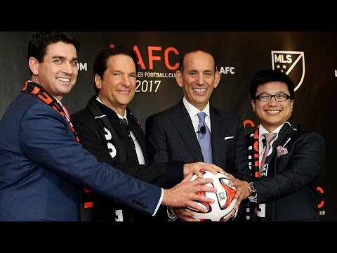 MLS Press Conference | New Los Angeles Club